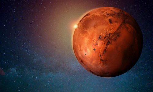 Space X ve Mars'ta Hayat Kurmak Mümkün mü?