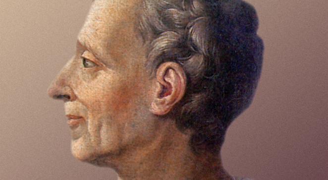 """Montesque: """"Siyasi Liberalizm ve Yetkilerin Dağılımı"""""""