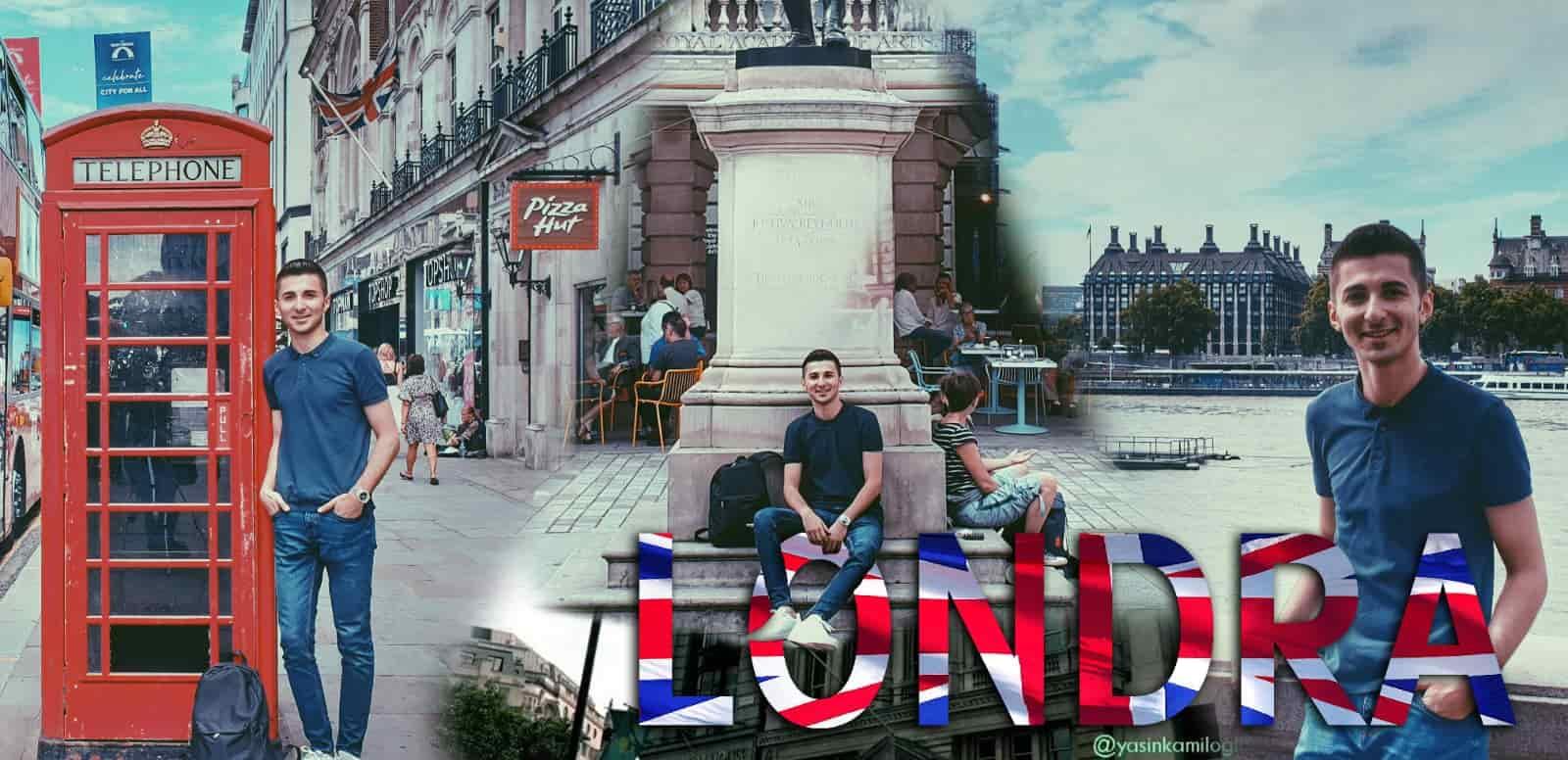 Gezitink: Bir Günde Londra'yı Gezmek